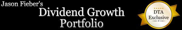 Jason Fieber's Dividend Growth Portfolio